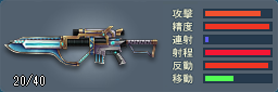Knights SR-25(SOUL WEAPON VI)