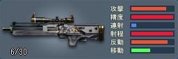 WA2000(サイラス)