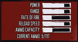 Bolt Action Rifle Spec