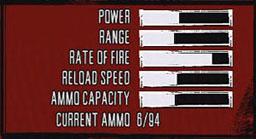 Double-Action Revolver Spec