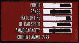 Double-Barreled Shotgun Spec