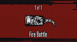 Fire Bottle