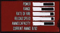 High Powered Pistol Spec
