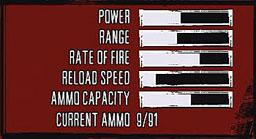 LeMat Revolver Spec
