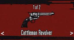 Cattleman Revolver