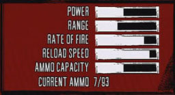 Semi-Automatic Pistol Spec