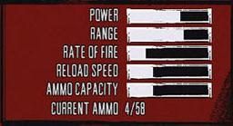 Springfield Rifle Spec