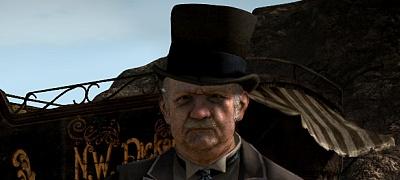 Nigel West Dickens