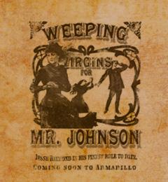 Mr.Johnsonの『処女の嗚咽』アルマジロにて近日登場