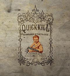 殺虫肥料『Quick Kill』お子様も安心安全