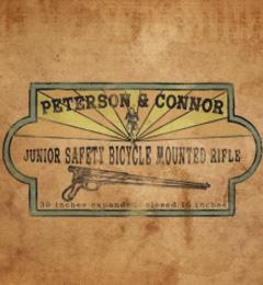 Peterson&Connor社の子供用安全自転車(ライフル搭載)