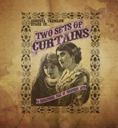 Augusta Tremlow主演『双子のカーテン』禁断の愛の物語