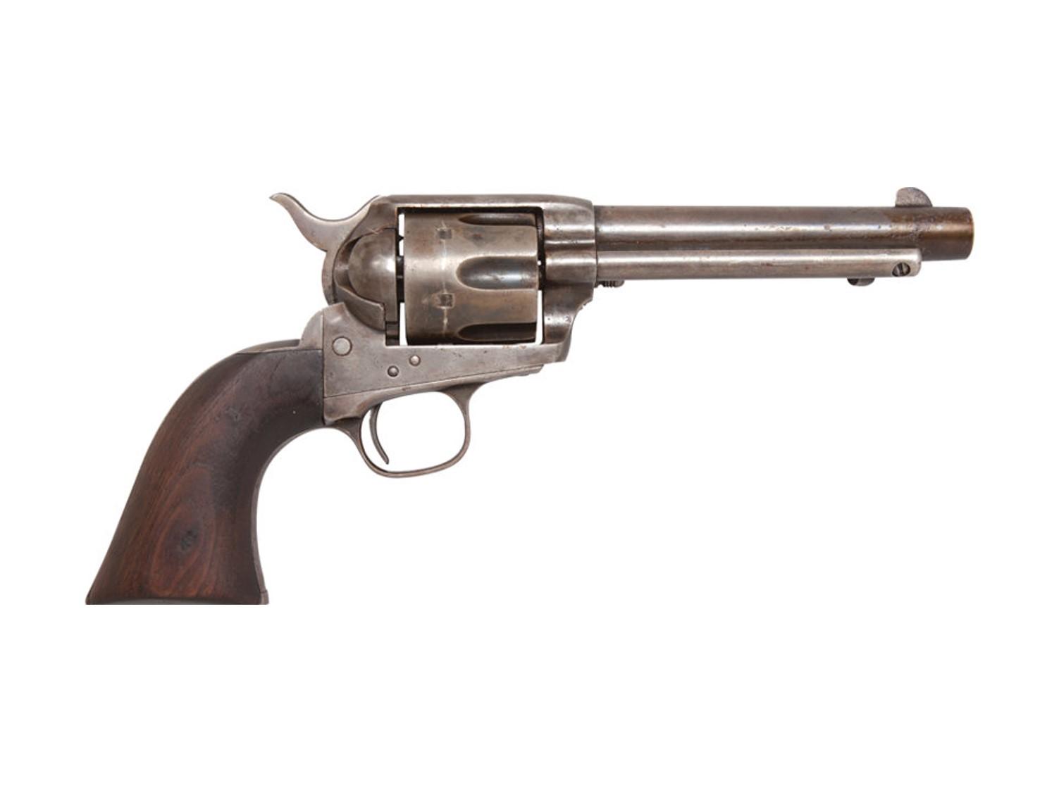 Catleman Revolver