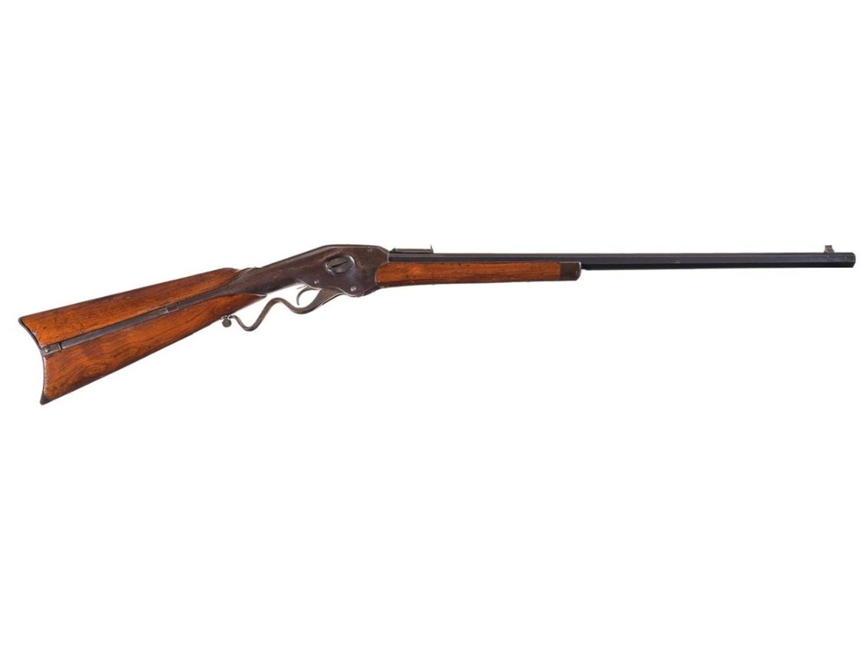 Evans Repeating Rifle