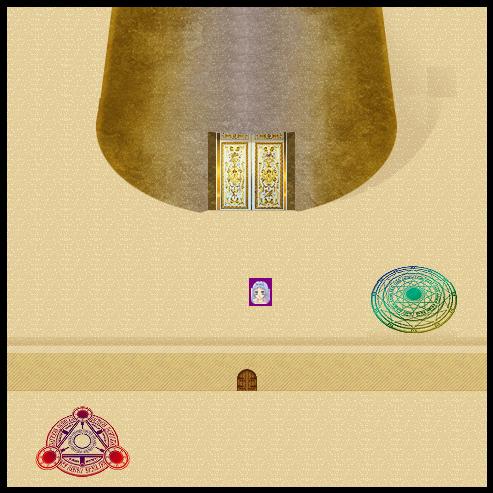 天の塔21F入口
