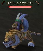 タイガーシククハンター.JPG