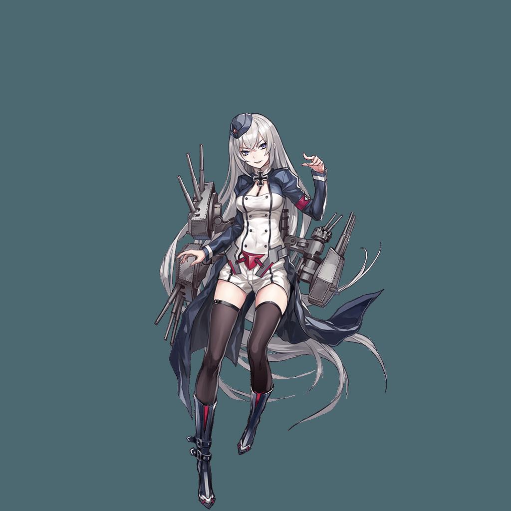 カールスルーエ改 - 戦艦少女 Wi...