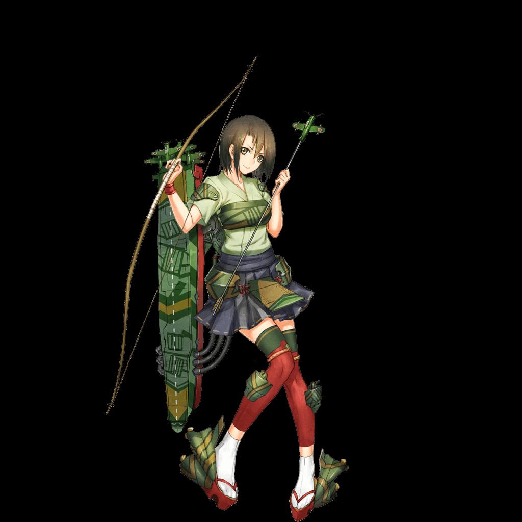 战舰少女瑞鹤立绘.png