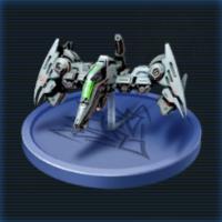 宇宙船のミニチュア模型.jpg