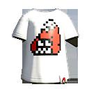 ヤキフグ8bit ホワイト