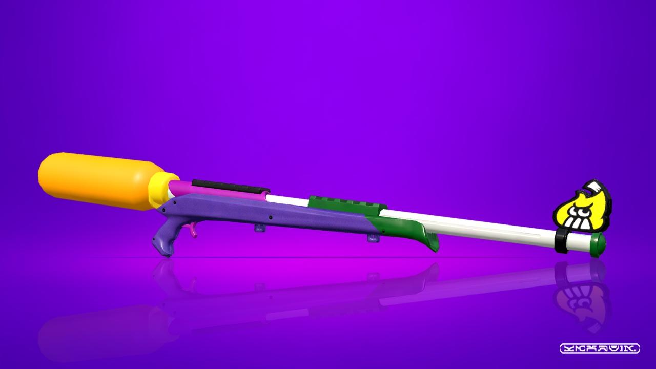 武器一覧 2 スプラ トゥーン スプラ トゥーン