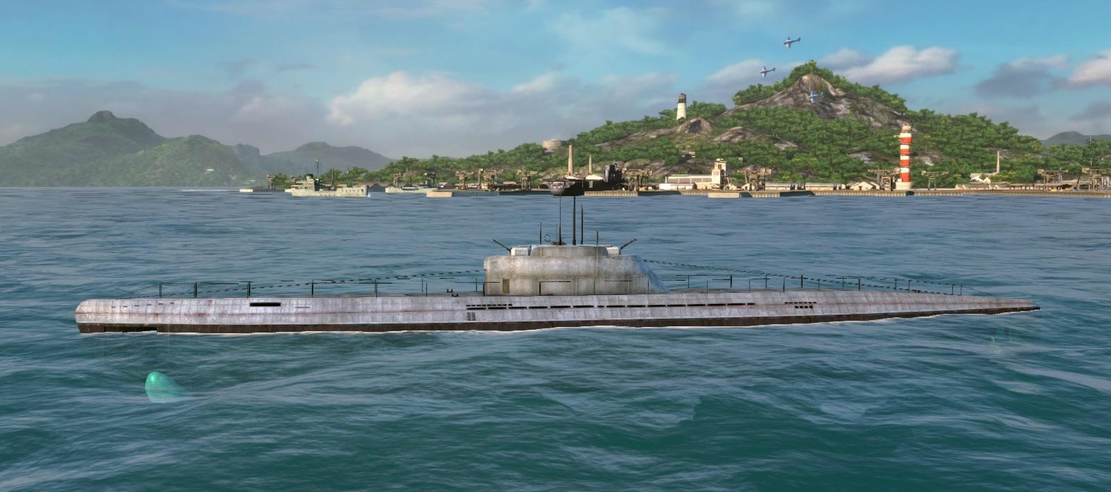 Steel Ocean Wiki