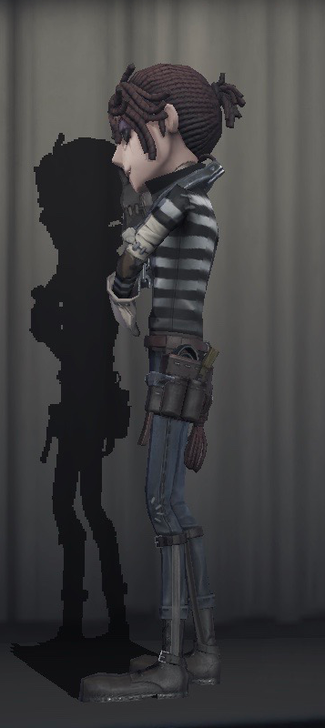 囚人 人格 第 五