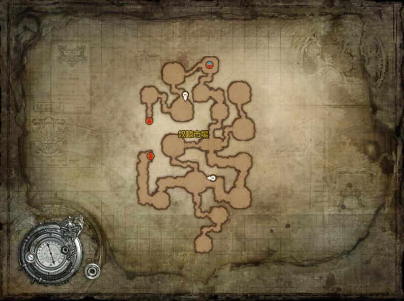 捕食者の巣窟 地下1階.jpg