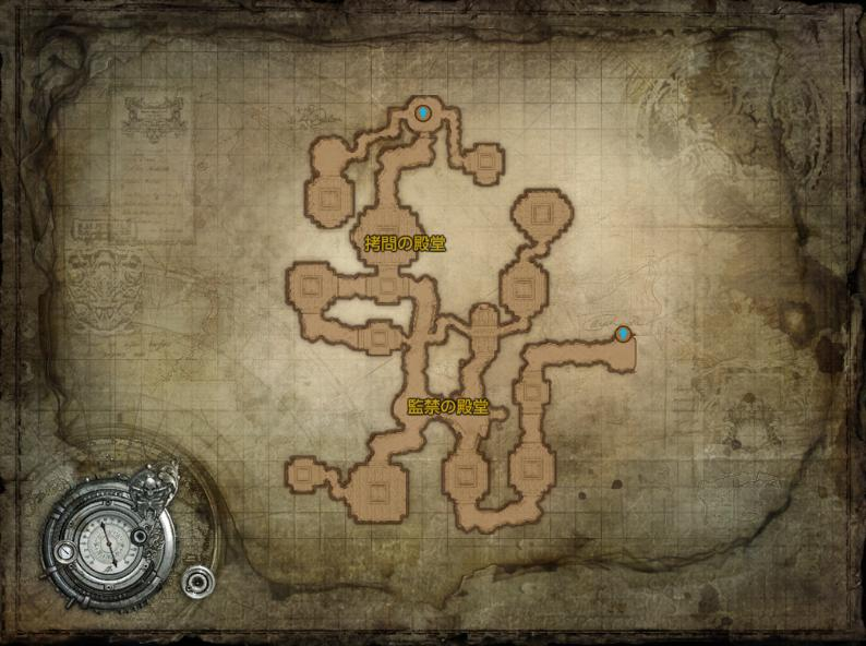 捕食者の巣窟 地下3階.jpg