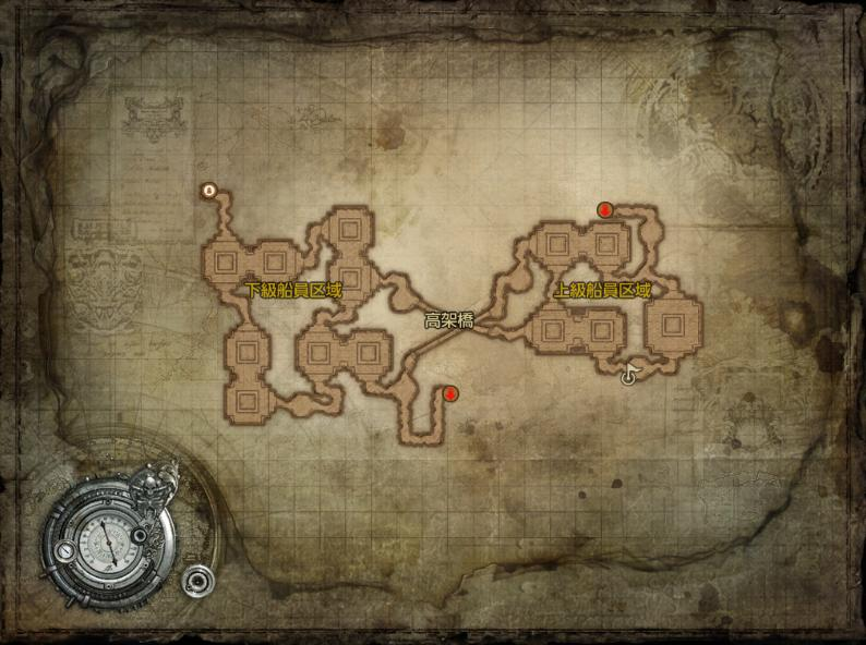 海賊の巣窟 2階.jpg