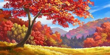 紅に染まる山_s.jpg