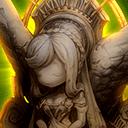 ライマ女神像