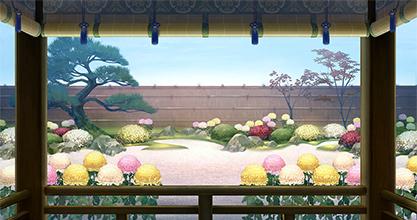 二十四節気 立冬・菊