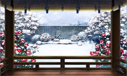 二十四節気 小雪・寒椿