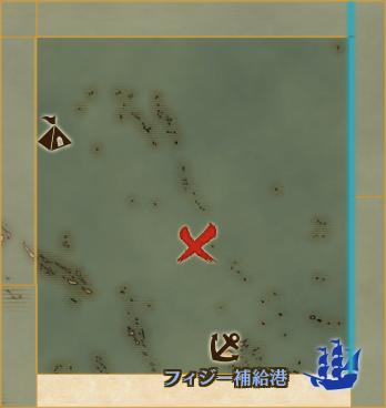 マーシャル諸島1_洋上探索
