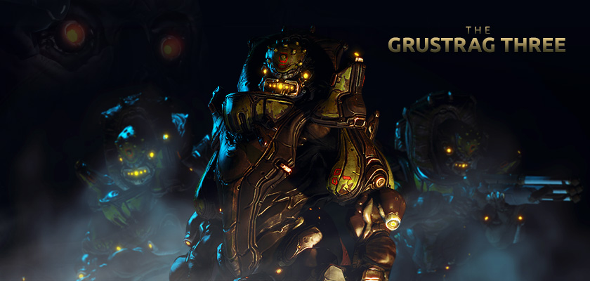 Grustrag Three