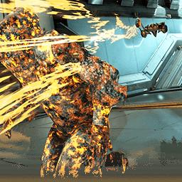 Blaze Artillery