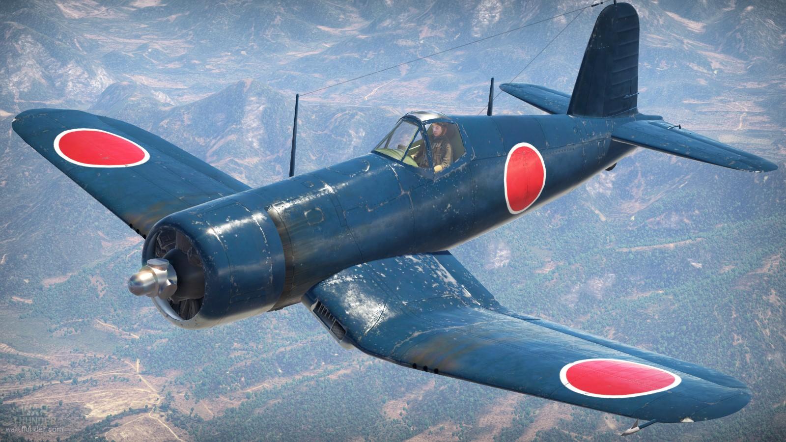 f4u 1a corsair war thunder wiki