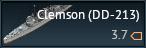 Clemson (DD-213)