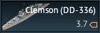 Clemson (DD-336)