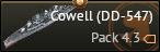 Cowell(DD-547)
