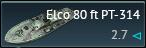Elco 80 ft PT-314