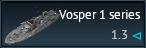 Vosper 1 series