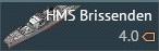HMS Brissenden