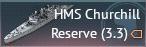 HMS Churchill