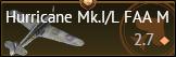 Hurricane Mk.I/L FAA M