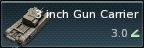 3 inch Gun Carrier