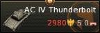AC IV Thunderbolt