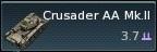 Crusader AA Mk.II