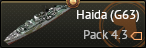Haida (G63)